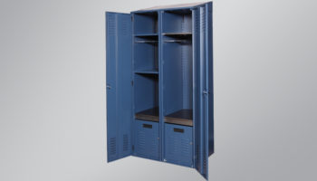 TAB lockers can be configured to meet a variety of shape and size requirements and can be secured for privacy and protection of stored items