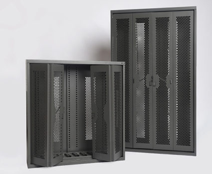TAB weapons storage cabinets help you keep weapons, equipment and ammunition secure, protected and ready to mobilize.