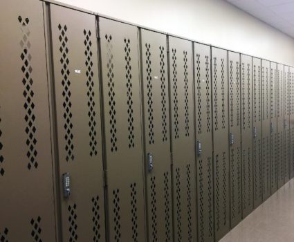 Storage lockers for engineering and land development company - 4