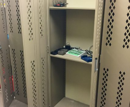 Storage lockers for engineering and land development company - 6