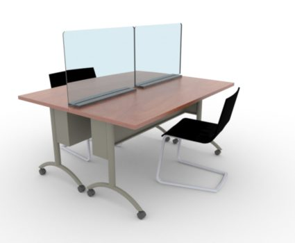 TAB work area employee safety shield - protect your employees' new work environment in response to the pandemic